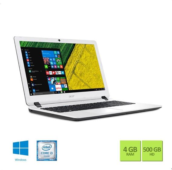 Notebook Acer Aspire Es1-572-347r. I3 / 4gb / 500gb / 15,6 !