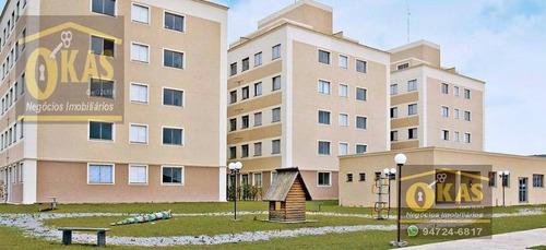 Imagem 1 de 19 de Apartamento Duplex Com 2 Dormitórios À Venda, 82 M² Por R$ 270.000,00 - Vila Urupês - Suzano/sp - Ad0011