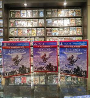 Horizont Zero Dawn Complete Ed Ps4 Fisico Sellado Sinaloamdq