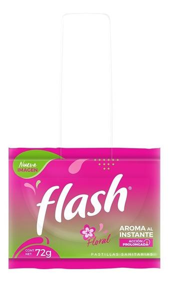 Pastilla Sanitaria En Gancho Floral 72 Gr