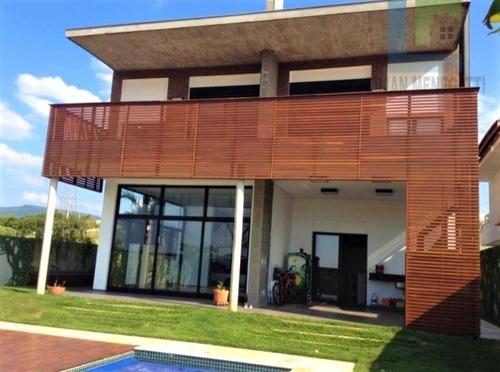 Imagem 1 de 23 de Linda Casa Alto Padrão No Condomínio Reserva Da Serra - Jundiaí-sp - Cc00009 - 68666743