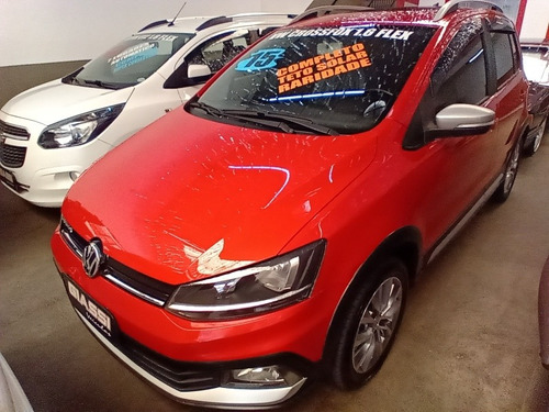 Volkswagen Crossfox 2015 1.6 16v Msi Total Flex I-motion 5p
