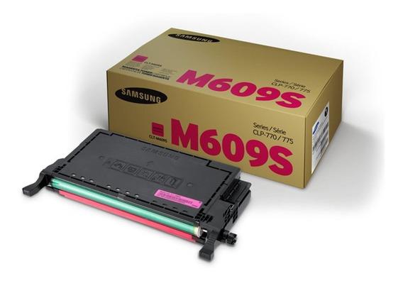 Toner Samsung Original Clt-m609s Magenta