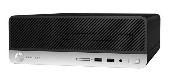 Hp Prodesk 400 G5 Sff, Intel Core I5-8500, 4gb, 500gb, Win10