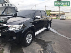Toyota Hilux 2.7 Sr Cab. Dupla 4x2 Flex Aut. 4p