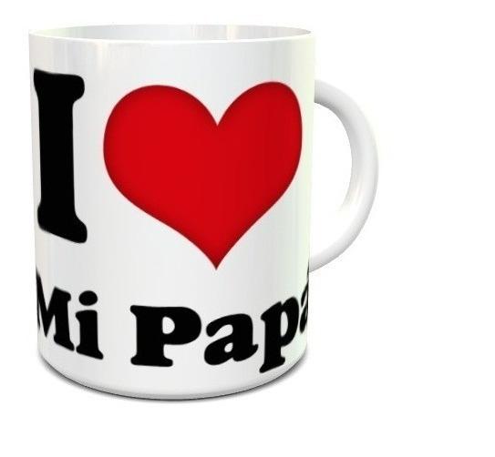 Taza Dia Del Padre Papa Entrega Gratis En Capital