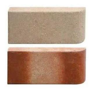 Canto Redondo Tejuela Fara Color 22,9x11,4x3,2cm Proyectar