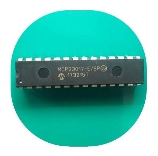 Mcp23017 Circuito Integrado Mcp23017-e/sp (10 Unidades)