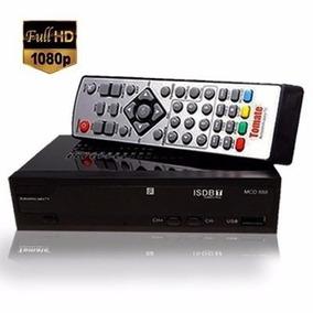 Conversor Tv Digital Hdtv Hdmi E Rca C/ Função Usb Gravador
