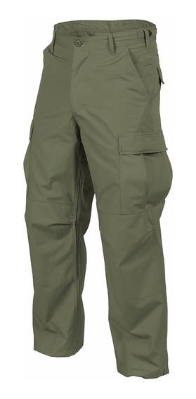 Pantalon Tactico Combate Militar Gabardina - Bombacha Cargo