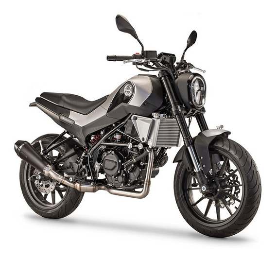 Moto Benelli Leoncino 250 0kn 2020 Negra