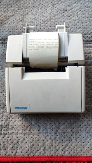 Impressora Diebold Mecaf Matricial Usada