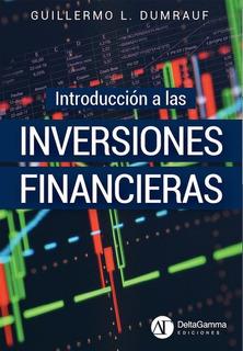 Libro Introducción A Las Inversiones Financieras / Dumrauf