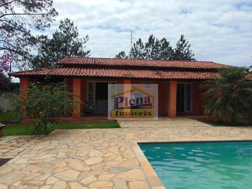 Chácara Residencial À Venda, Jardim Cruzeiro Do Sul, Itapetininga. - Ch0068