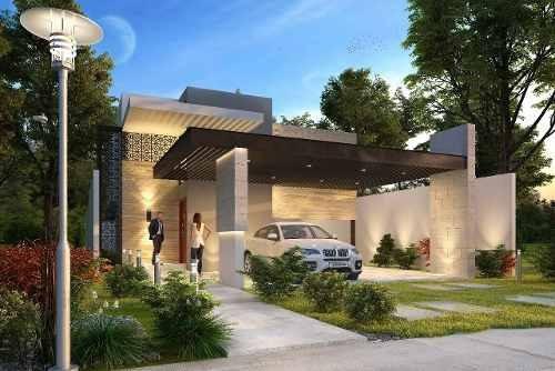 Exclusiva Residencia Equipada En Preventa En Privada De Zona Norte, Conkal Altabrisa