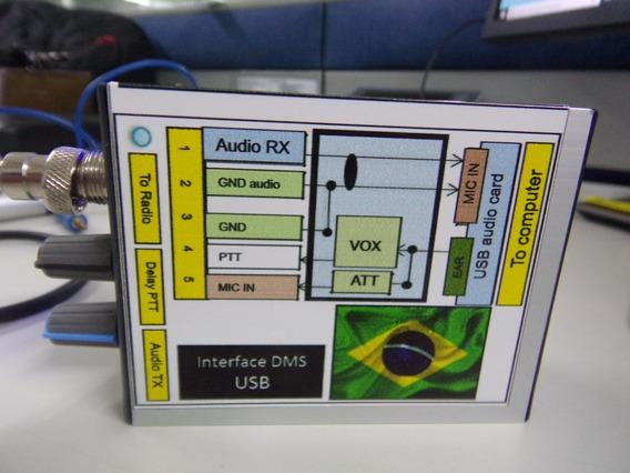 Interface Zello Para Rádio - Usb