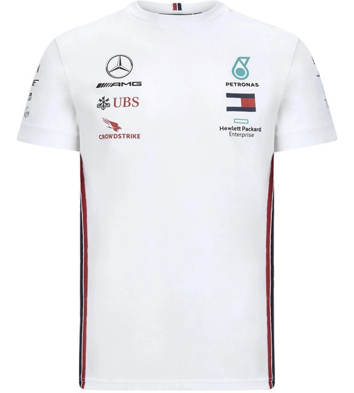 Playera Mercedes Benz Amg Petronas F1 2020 Team