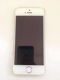 iPhone 5s 32gb Cinza Espacial Em Estado De Novo
