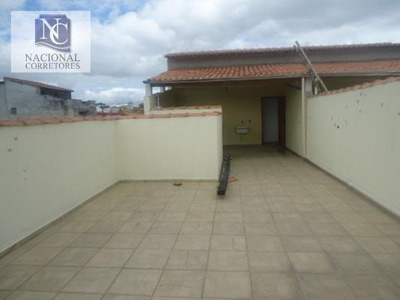 Cobertura Residencial À Venda, Vila Lucinda, Santo André. - Co0399