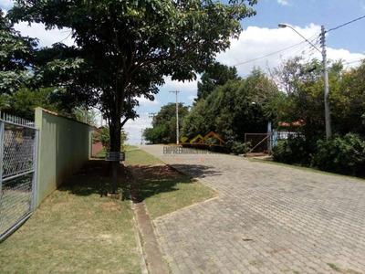 Terreno Residencial À Venda, Condomínio Terras De Santa Rosa, Salto. - Te0378