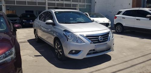 Nissan Versa 1.6 Exclusive Cvt 21000 Km