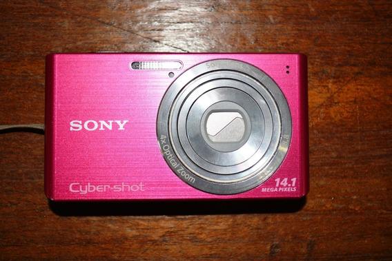 Câmera Sony - Dsc-w610