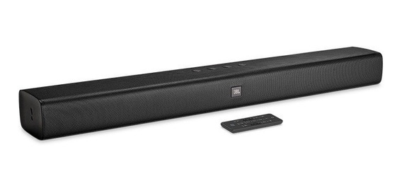 Caixa De Som Bluetooth Com Subwoofer Sound Bar Studio Jbl