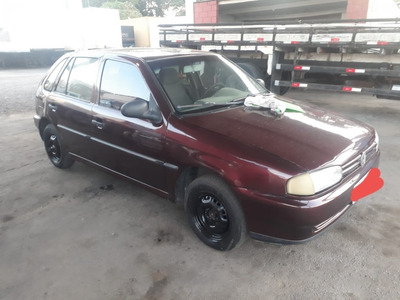 Volkswagem Gol Cl 1.6 Motor Ap Com Dh,aceita Troca!!!!