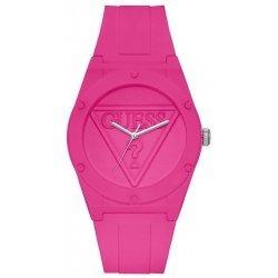 Relogio Guess Retro Pop Silicone W0979l9 Pink