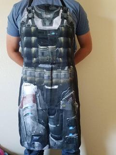 Halo Loot Crate - Emile - A239 Armour Reach Mandil Delantal