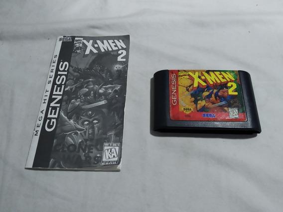 X-men 2 - Mega Drive Original