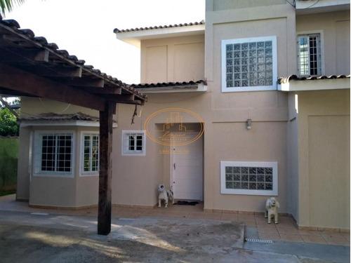Imagem 1 de 24 de Casa Em Condominio  Com 4 Dormitório(s) Localizado(a) No Bairro Morro De Nova Cintra Em Santos / Santos  - 6456