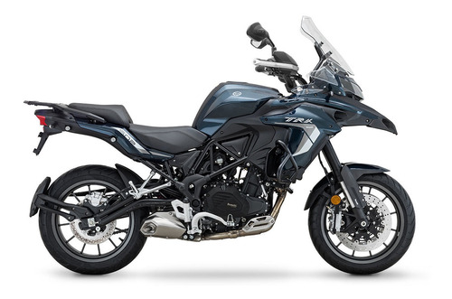 Benelli Trk 502 New Abs 0km 2021 Touring Enduro Turismo