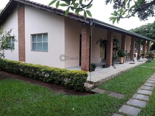 Chácara Com 3 Dormitórios À Venda, 1209 M² Por R$ 600.000,00 - Monte Bianco - Araçoiaba Da Serra/sp - Ch0361