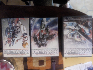 Saga Completa Robotech Original Sin Uso 14 Cds