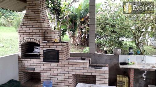 Imagem 1 de 30 de Chácara Com 2 Dorms, Taiaçupeba, Mogi Das Cruzes - R$ 500 Mil, Cod: 2197 - V2197