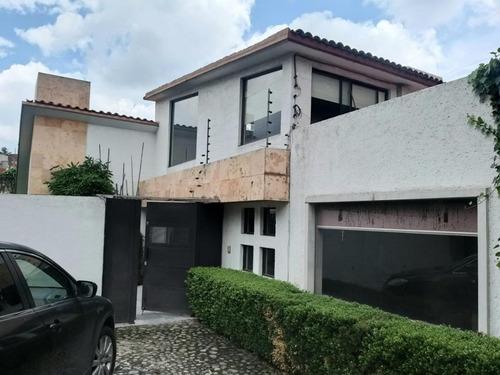 Imagen 1 de 24 de Casa En Condominio En Renta En Lomas De Vista Hermosa ( 504855 ) ( 3 Recámaras, 3.5 Baños, 300m2 )