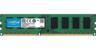 Crucial 8gb Single Ddr3l 1600 Mt S Pc3l-12800