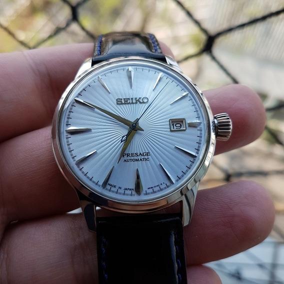 Relógio Seiko Cocktail Srpb43 Novo P. Entrega Ñ Sarb Sarx