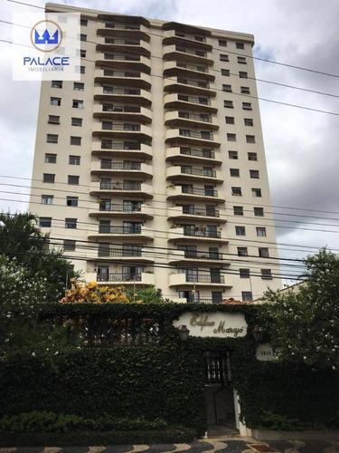 Imagem 1 de 22 de Apartamento, 240 M² - Venda Por R$ 850.000,00 Ou Aluguel Por R$ 2.700,00/mês - Alto - Piracicaba/sp - Ap0636