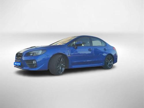 Subaru Impreza Wrx 2.0 Tb Cvt