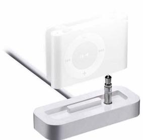 Dock Apple Ma694g/a Para iPod Shuffle-original