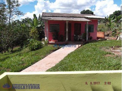 Chácara À Venda, 24000 M² Por R$ 980.000,00 - Zona Rural - Londrina/pr - Ch0027