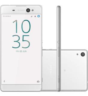 Celular Sony Xa Ultra Dual F3216   Novo Vitrine