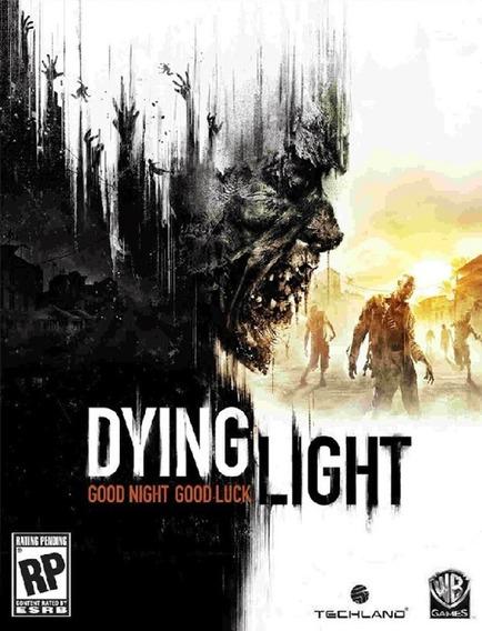 Dying Light Uncut - Pc (steam Key)