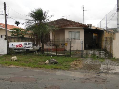 Terreno À Venda Com 385m² Por R$ 540.000,00 No Bairro Novo Mundo - Curitiba / Pr - Te0138