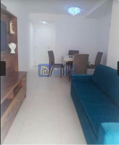 Imagem 1 de 15 de Apartamento Para Venda Em Cabo Frio, São Bento, 3 Dormitórios, 1 Suíte, 1 Banheiro, 2 Vagas - Ap405_1-1379600