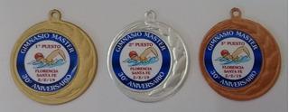 100 Medallas - Trofeos - Souvenirs.