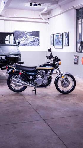 Kawasaki 900 Z1 1975 Inmaculada Coleccion Tomas Bord