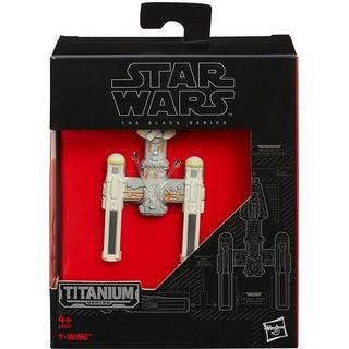 Titanium Episode Iv Y-wing #08 Star Wars The Black Series